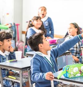 Colegio Unió de México - Primaria